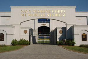 Navy-Marine Corp Memorial Stadium